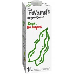 Provamel Organic Unsweetened Soya Milk Alternative - 1L