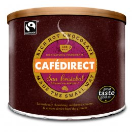 Cafedirect San Cristobal Drinking Chocolate - 1kg