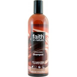 Faith In Nature Shampoo - Chocolate - 400ml