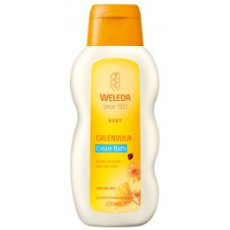 Weleda Baby Cream Bath - Calendula - 200ml
