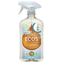 ECOS Spray & Mop Floor Cleaner - 500ml
