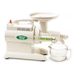 Green Star Juicer & Food Processor - GS2000