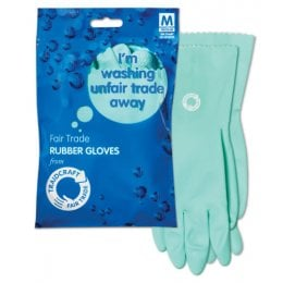 Traidcraft Fair Trade Rubber Gloves