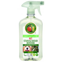 Earth Friendly Pet Stain & Odour Remover - 500ml
