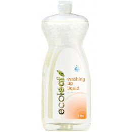 Ecoleaf Washing Up Liquid 1 Litre
