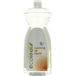 Ecoleaf Washing Up Liquid 1 Litre