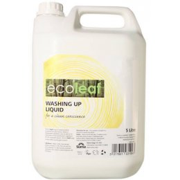 Ecoleaf Washing Up Liquid - 5 litre