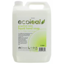 Ecoleaf Hand Soap - Grapefruit Twist - 5L