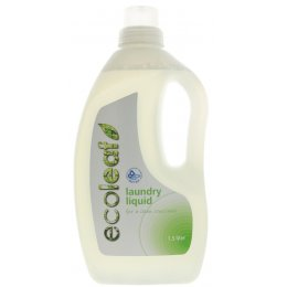 Ecoleaf Non-Bio Laundry Liquid - 1.5L - 37 Washes