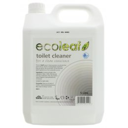 Ecoleaf Toilet Cleaner - 5 litre