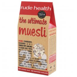 Rude Health Organic Ultimate Muesli - 500g