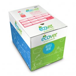 Ecover Bag in a Box Fabric Conditioner - Apple Blossom & Almond - 15L