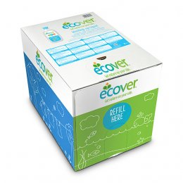 Ecover Bag in a Box Washing Up Liquid - Camomile and Clementine- 15 litre