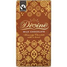 Divine Milk Chocolate 100g test