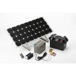Solar Technology Home Solar Powered Station - 150 W