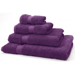 Natural Collection Organic Cotton Bath Towel - Violet