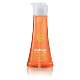Method Washing Up Liquid Pump - Clementine - 532ml