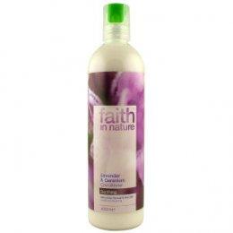 Faith In Nature Conditioner - Lavender & Geranium - 400ml