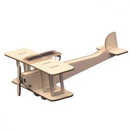 Solar Technology Solar Powered Biplane Kit
