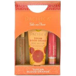 Take Me There Gift Set - Blood Orange