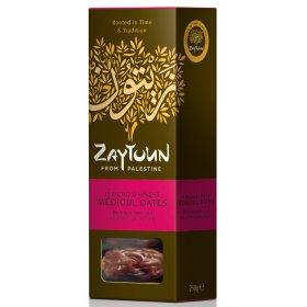 Zaytoun Palestinian Medjool Dates - 250g