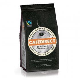 Cafedirect Espresso Ground Coffee - 227g