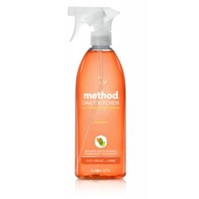Method Daily Kitchen Cleaner - Clementine - 828ml