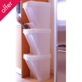 5 Delicious Kitchen Recycling Bins For