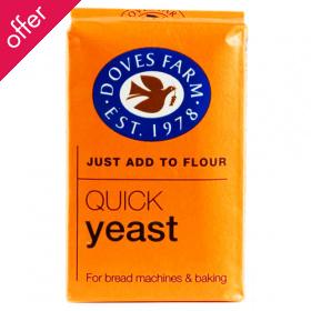 Doves Farm Quick Yeast - 125g