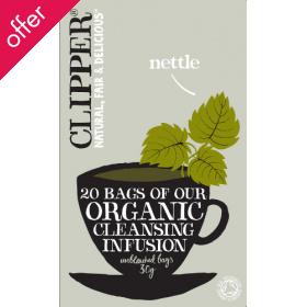 Clipper Organic Nettle Tea  - 20 Bags