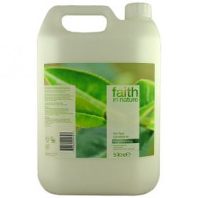 Faith in Nature Conditioner - Tea Tree - 5 litres