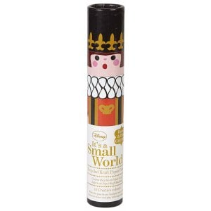 Disney It's a Small World Recycled Pencils - England