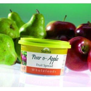 Suma Pear and Apple Spread - 300g