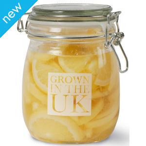 Grown in the UK Jar 750ml