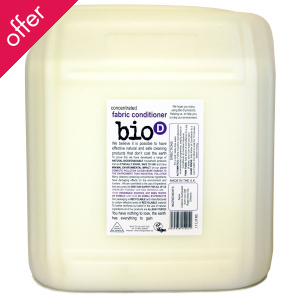 Bio D Concentrated Fabric Conditioner - 15L