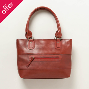 Elvis and Kresse Recycled Fire Hose Tote Bag