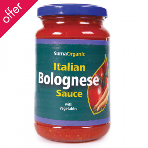Suma Organic Bolognese Sauce - 350g