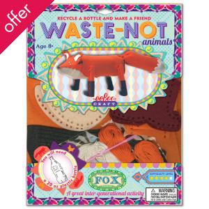 Waste-Not Animal Kit - Fox