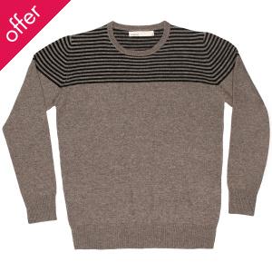 Komodo Marlowe Stripe jumper