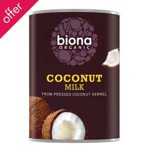 Biona Organic Coconut Milk - 400ml