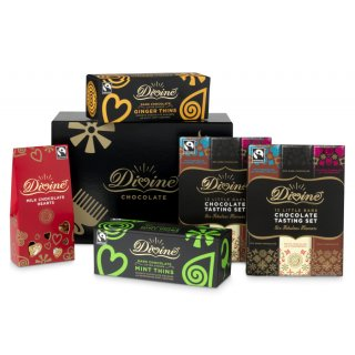 Divine Luxury Chocolate Hamper
