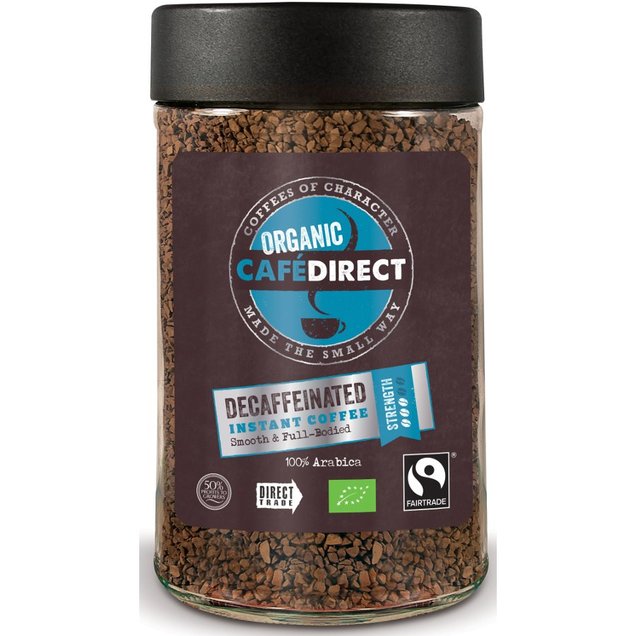 Cafe Direct Decaf Instant Coffee