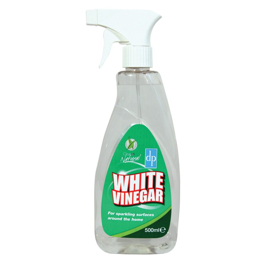 Household White Vinegar Cleaning Spray 500ml Natural