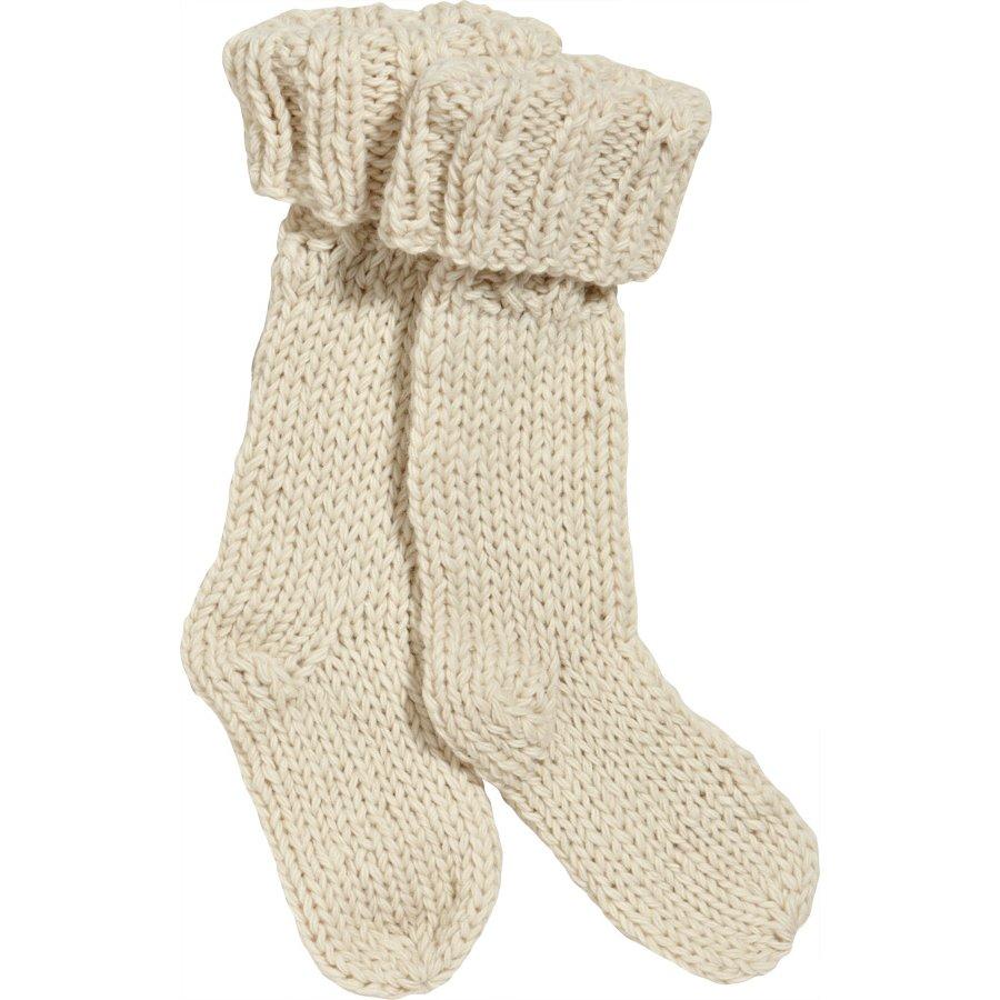 Free Knitting Pattern For Welly Socks : Chamonix Knitted Welly Socks - Pachamama