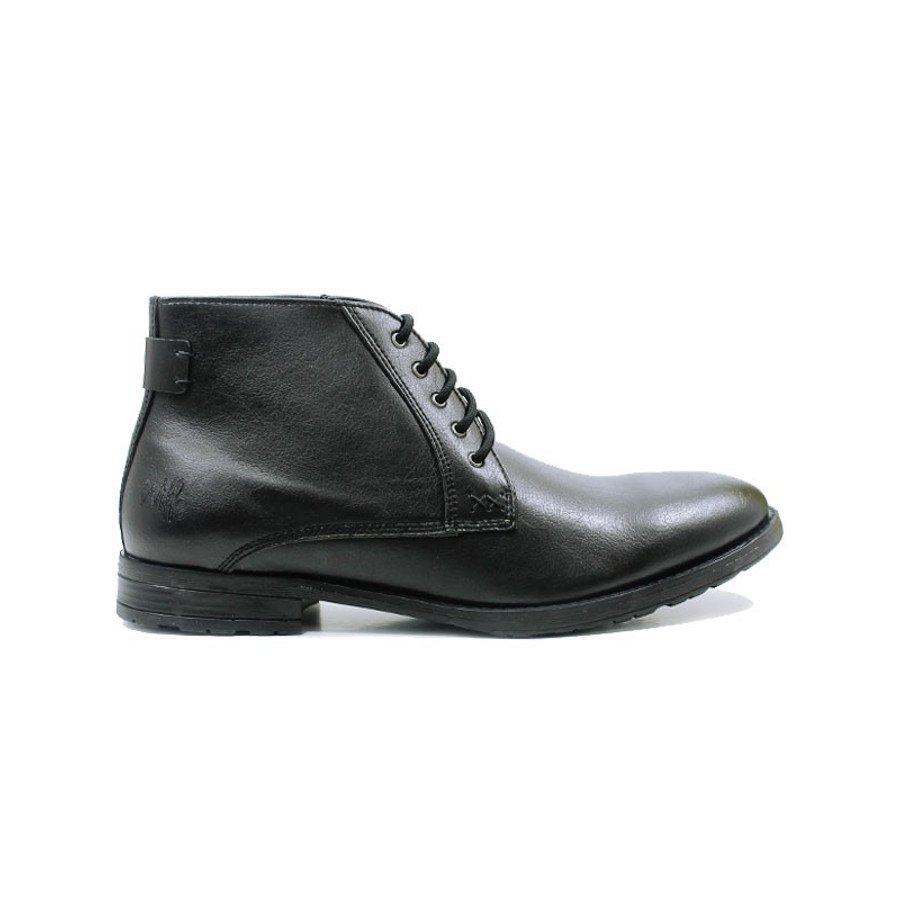 wills vegan chukka boots black wills