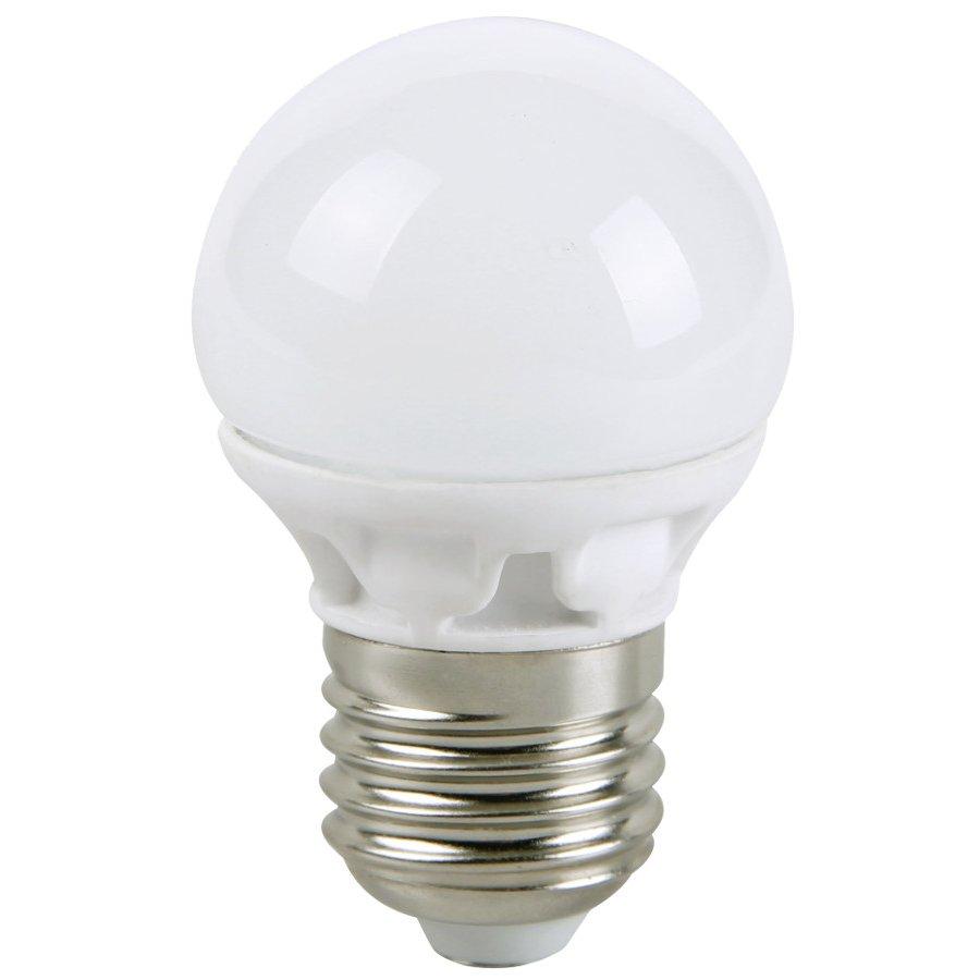 ecosavers e27 mini globe 5 watt edison screw led light bulb warm white ecosavers. Black Bedroom Furniture Sets. Home Design Ideas
