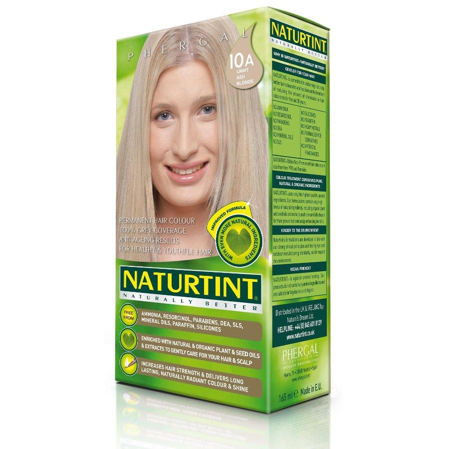 Organic Hair Color Naturtint