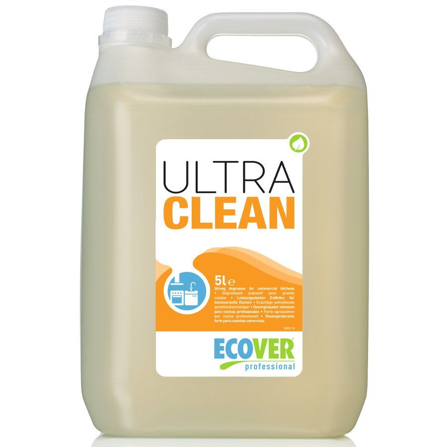 Ecover Professional A13 Ultraclean Cleaner & Degreaser - 5 Litre ...