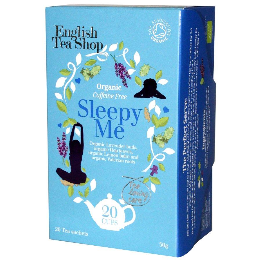 English Tea Supplies: English Tea Shop Organic Sleepy Me Tea
