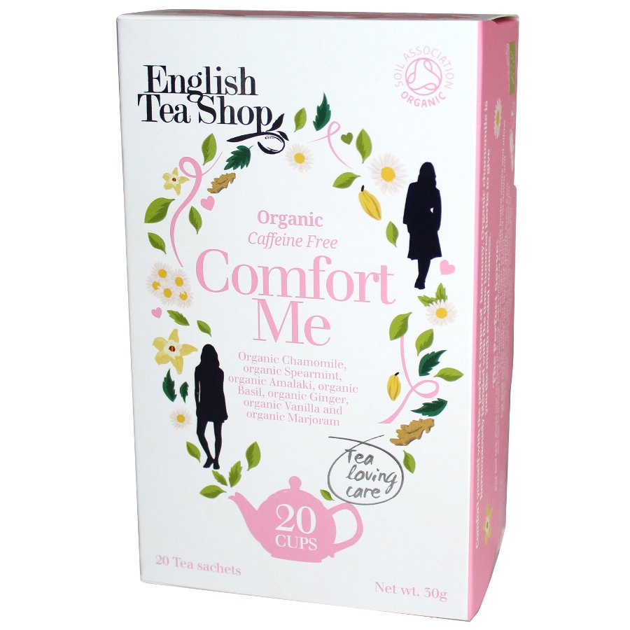 English Tea Supplies: English Tea Shop Organic Comfort Me Tea